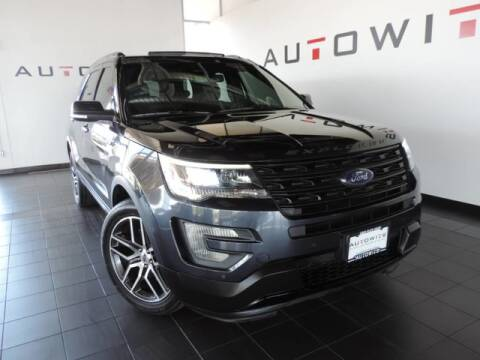 2017 Ford Explorer for sale at AutoWits in Scottsdale AZ