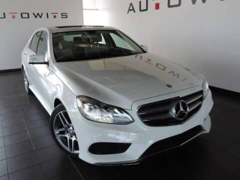 2016 Mercedes-Benz E-Class for sale at AutoWits in Scottsdale AZ