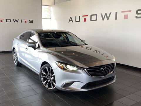 2017 Mazda MAZDA6 for sale at AutoWits in Scottsdale AZ