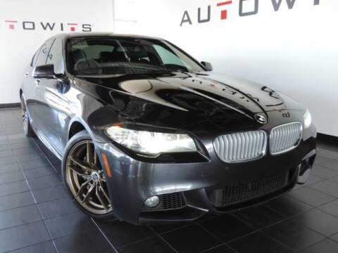 2013 BMW 5 Series for sale at AutoWits in Scottsdale AZ