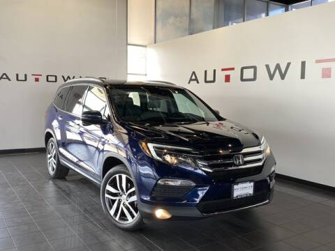 2017 Honda Pilot for sale at AutoWits in Scottsdale AZ