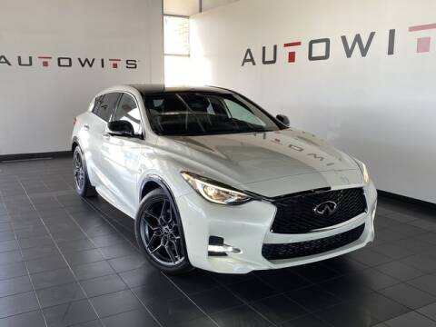 2017 Infiniti QX30 for sale at AutoWits in Scottsdale AZ