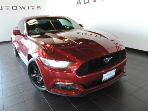 2015 Ford Mustang for sale at AutoWits in Scottsdale AZ