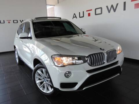 2017 BMW X3 for sale at AutoWits in Scottsdale AZ