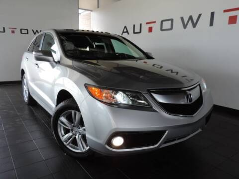 2014 Acura RDX for sale at AutoWits in Scottsdale AZ