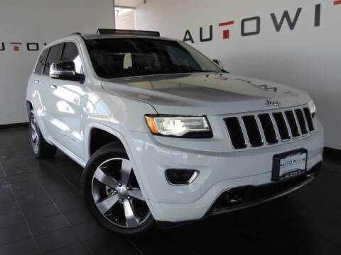 2015 Jeep Grand Cherokee for sale at AutoWits in Scottsdale AZ