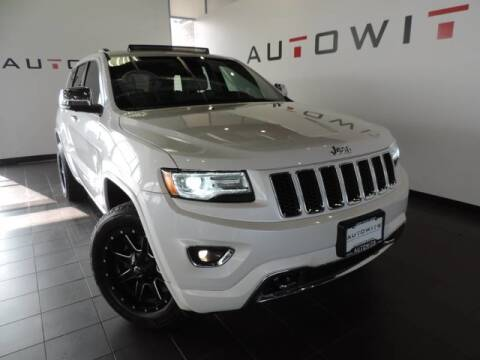 2016 Jeep Grand Cherokee for sale at AutoWits in Scottsdale AZ