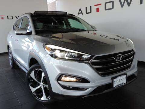 2016 Hyundai Tucson for sale at AutoWits in Scottsdale AZ