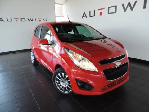 2013 Chevrolet Spark for sale at AutoWits in Scottsdale AZ