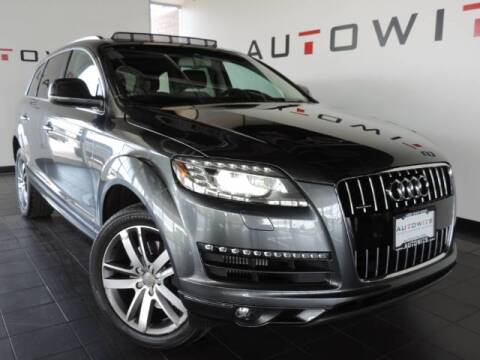 2015 Audi Q7 for sale at AutoWits in Scottsdale AZ
