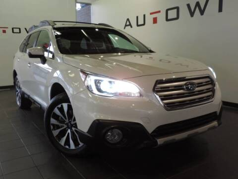 2017 Subaru Outback for sale at AutoWits in Scottsdale AZ