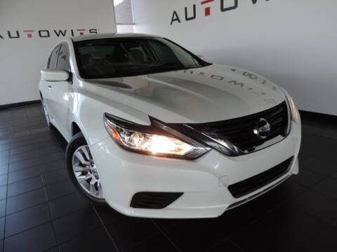 2016 Nissan Altima for sale at AutoWits in Scottsdale AZ