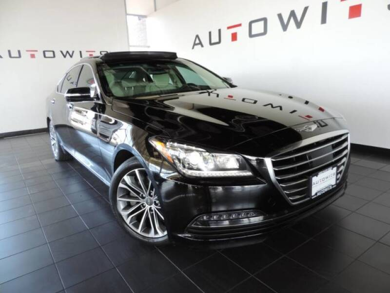 2016 Hyundai Genesis for sale at AutoWits in Scottsdale AZ