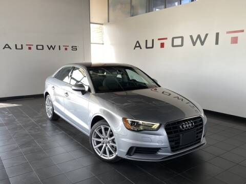 2015 Audi A3 for sale at AutoWits in Scottsdale AZ