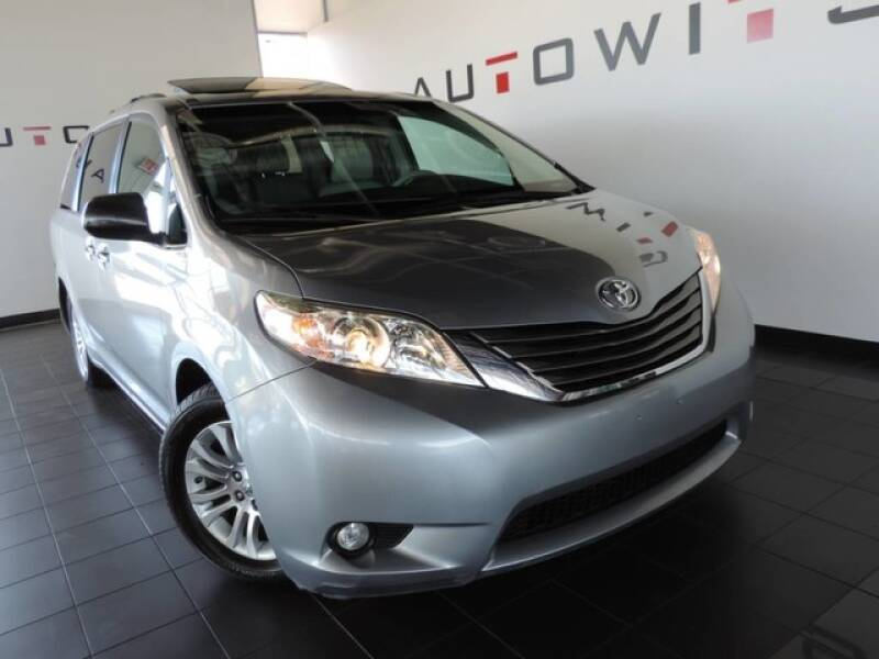 2014 Toyota Sienna for sale at AutoWits in Scottsdale AZ