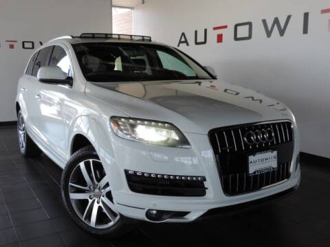 2014 Audi Q7 for sale at AutoWits in Scottsdale AZ