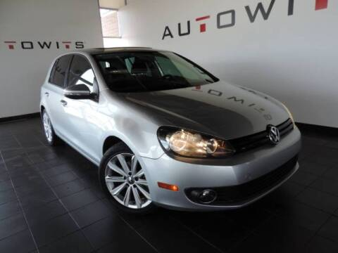 2014 Volkswagen Golf for sale at AutoWits in Scottsdale AZ