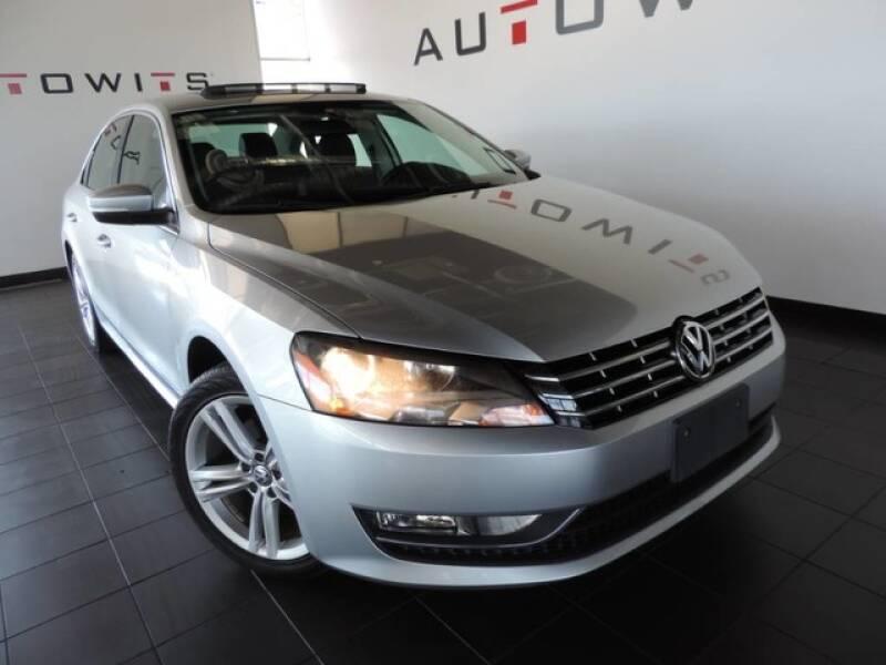2014 Volkswagen Passat for sale at AutoWits in Scottsdale AZ