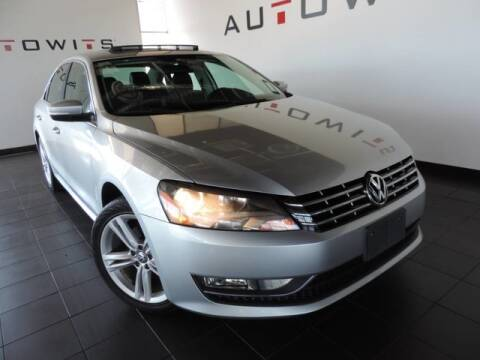 2014 Volkswagen Passat for sale at AutoWits in Scottsdale AZ