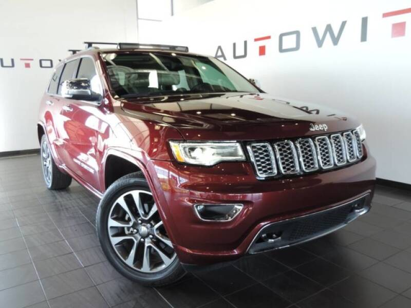 2017 Jeep Grand Cherokee for sale at AutoWits in Scottsdale AZ