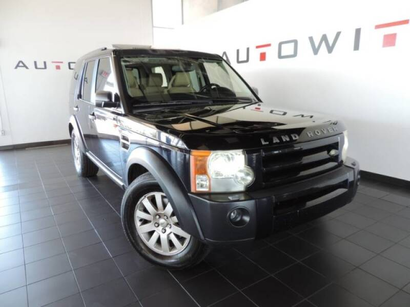2006 Land Rover LR3 for sale at AutoWits in Scottsdale AZ