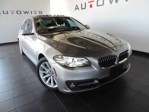 2015 BMW 5 Series for sale at AutoWits in Scottsdale AZ