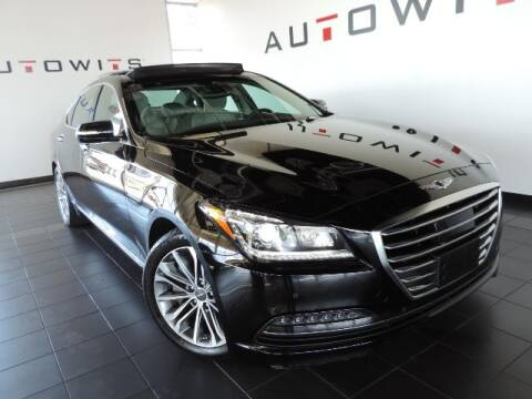 2017 Genesis G80 for sale at AutoWits in Scottsdale AZ