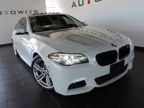 2016 BMW 5 Series for sale at AutoWits in Scottsdale AZ