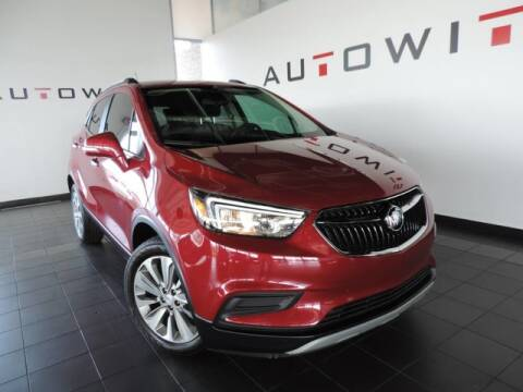 2018 Buick Encore for sale at AutoWits in Scottsdale AZ