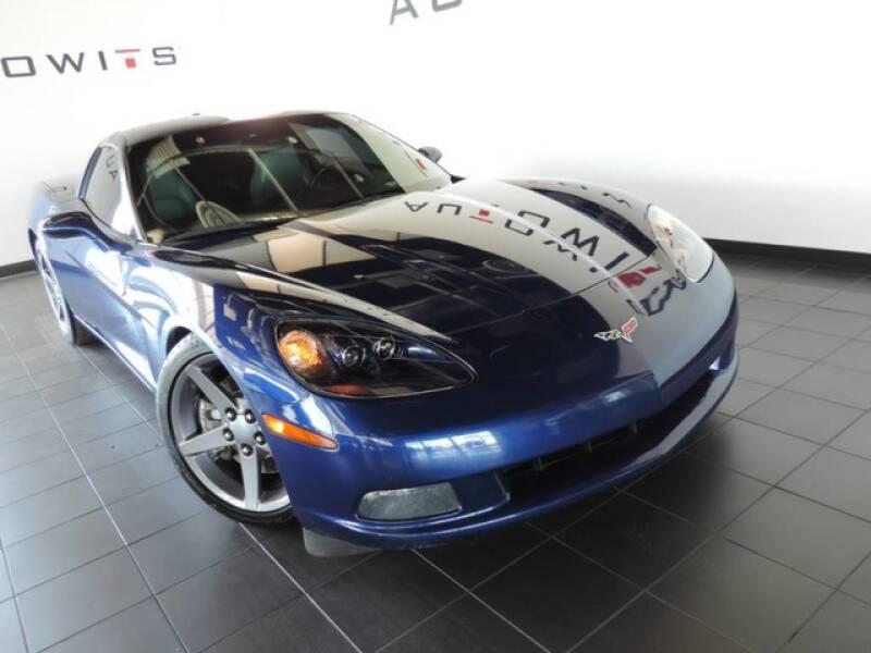 2005 Chevrolet Corvette for sale at AutoWits in Scottsdale AZ