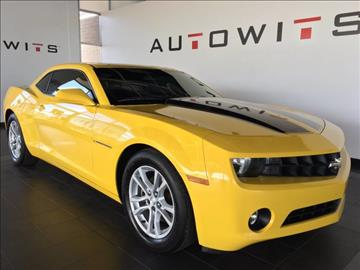 2013 Chevrolet Camaro for sale in Scottsdale, AZ