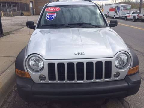 2007 Jeep Liberty for sale in Detroit, MI