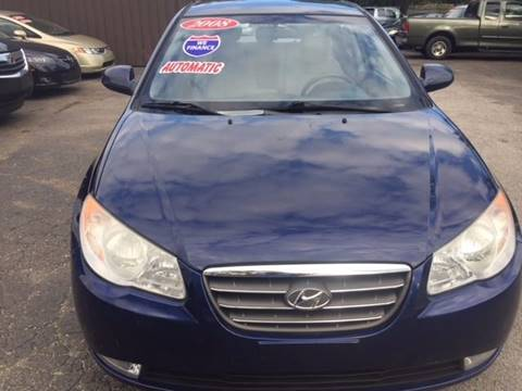 2008 Hyundai Elantra for sale in Detroit, MI