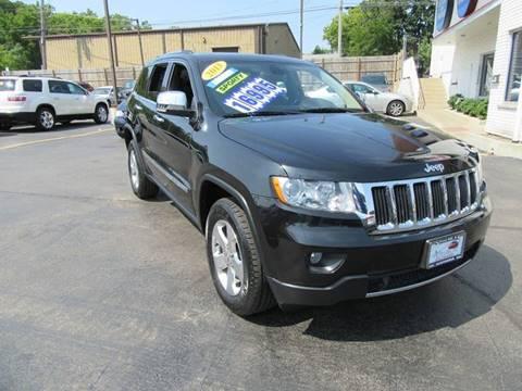 2013 Jeep Grand Cherokee for sale in Crest Hill, IL