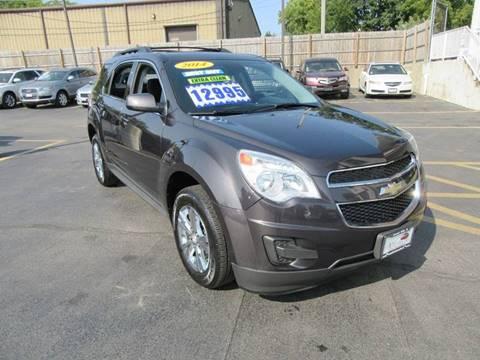 2014 Chevrolet Equinox for sale in Crest Hill, IL