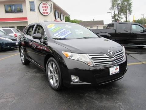 2010 Toyota Venza for sale in Crest Hill, IL