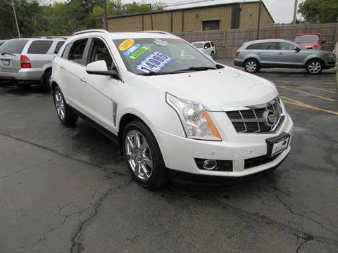 2012 Cadillac SRX for sale in Crest Hill, IL
