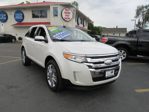 2012 Ford Edge for sale in Crest Hill, IL