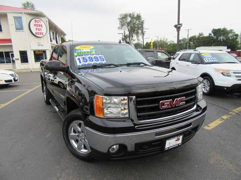 2009 GMC Sierra 1500 for sale in Crest Hill, IL