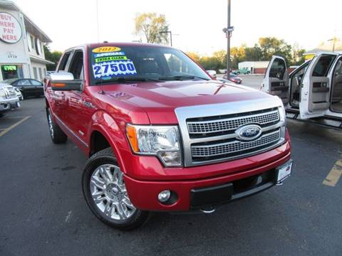 2012 Ford F-150 for sale in Crest Hill, IL