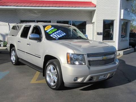 2011 Chevrolet Suburban for sale in Crest Hill, IL
