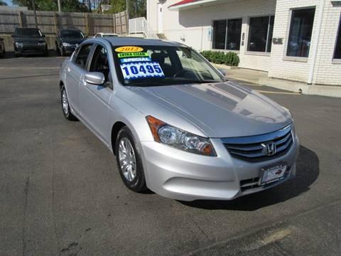 2012 Honda Accord for sale in Crest Hill, IL