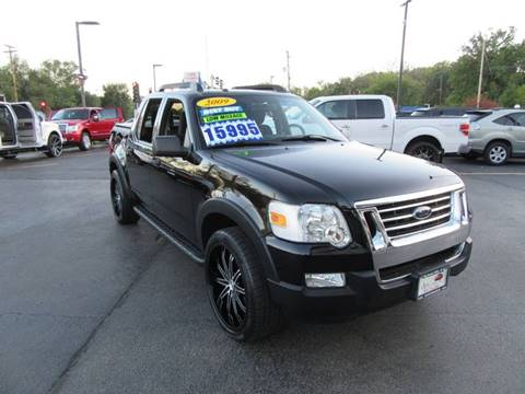 2009 Ford Explorer Sport Trac for sale in Crest Hill, IL
