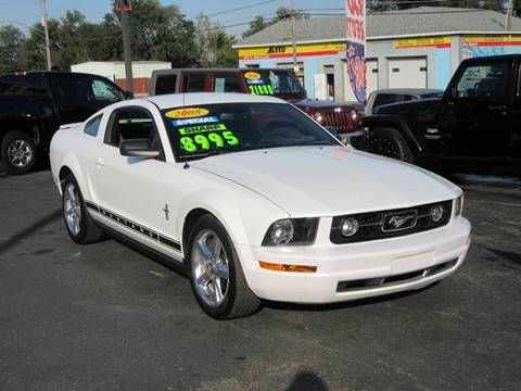 2008 Ford Mustang for sale in Crest Hill, IL