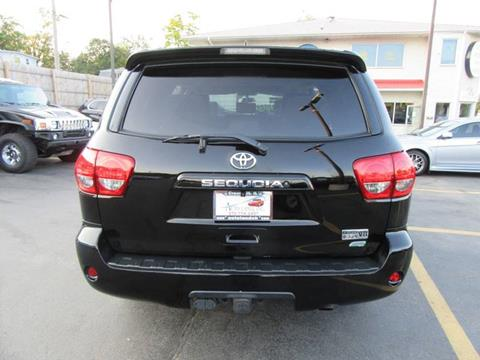 2013 Toyota Sequoia for sale in Crest Hill, IL