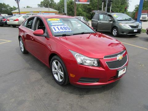 2014 Chevrolet Cruze for sale in Crest Hill, IL