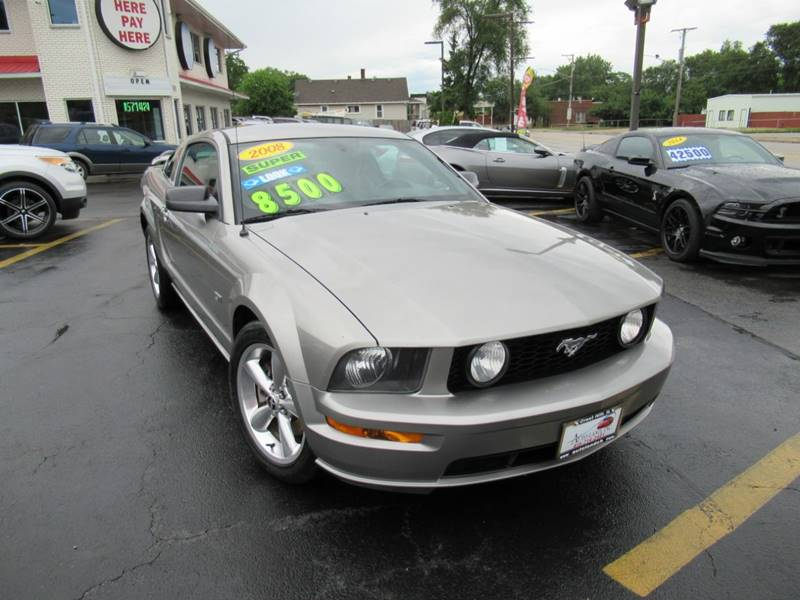 2008 Ford Mustang GT Premium 2dr Fastback In Crest Hill IL