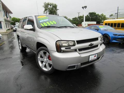 2007 Chevrolet TrailBlazer for sale in Crest Hill, IL
