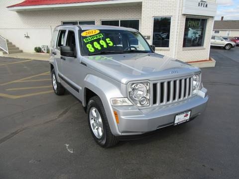 2012 Jeep Liberty for sale in Crest Hill, IL
