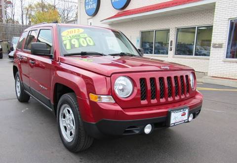 2012 Jeep Patriot for sale in Crest Hill, IL